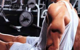 TRX triceps