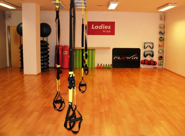 Ladies fit club