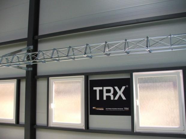 Nejdelší konstrukce na TRX v Evropě