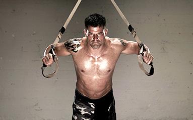 TRX bojové sporty