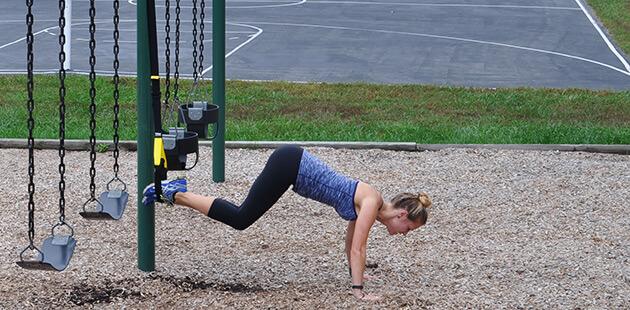 Domácí trénink na celé tělo
