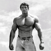 cviky na prsa Arnold