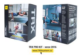 TRX PRO KIT Verze 2016 - originál cena