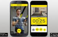 Fitness mobilní aplikace