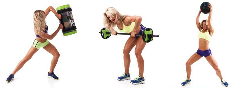 Funkční trénink cviky