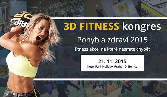 3D FITNESS kongres