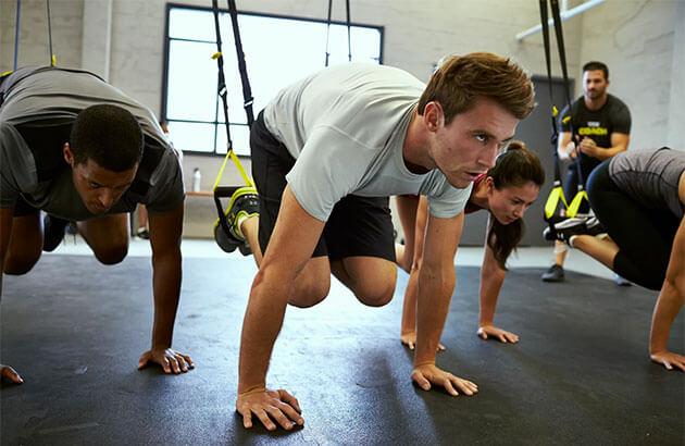 Skupinový trénink
