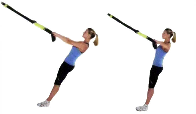 TRX High Row