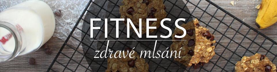 fitness recepty pro zdravé mlsání