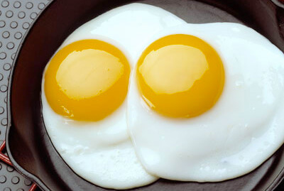 vejce na hniličko recept