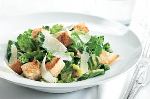 recept na César salát