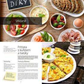 fitness recepty snídaně pro ženu