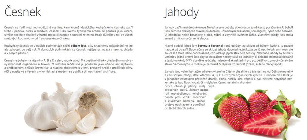 recepty z jahod
