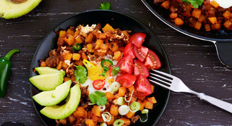 zdravé fitness recepty - kuchařka online