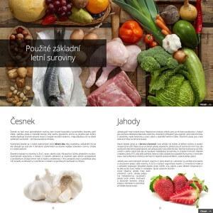Jídelníček a recepty pro zdravou stravu