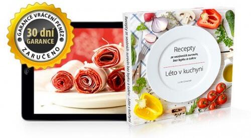zdravé fitness recepty - kuchařka pro každého