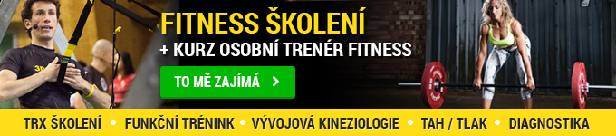 Kurz osobní trenér Praha