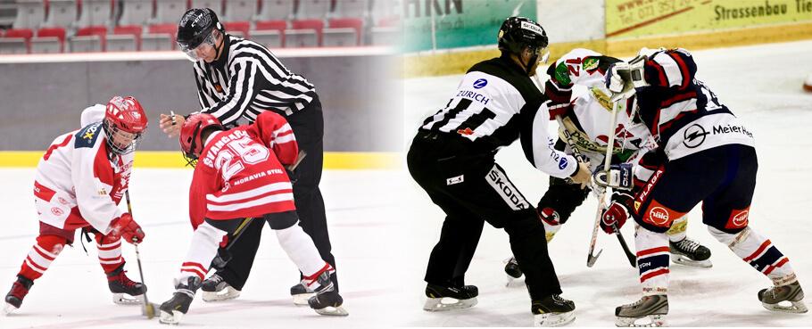 vhazování v hokeji