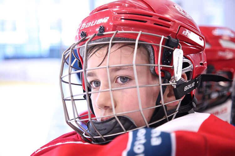 hokejový individuální trénink pro děti