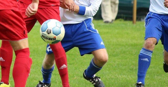 fotbal tréninková jednotka