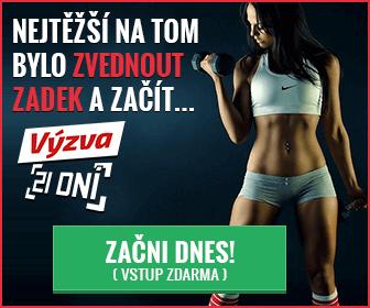Fitness výzva 21 dní