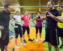 Vývojová kineziologie ve fitness kurz Praha