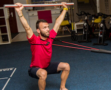 Fitness kurz osobní trenér Praha