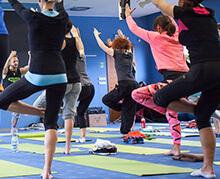 Fitness během těhotenství a po porodu