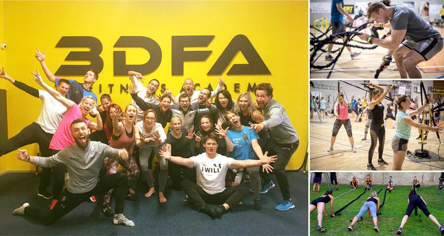 Fitness školení Praha